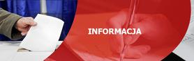 INFORMACJA Komisarza Wyborczego w Lublinie I z dnia 16 września 2019 r.