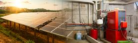 """Uwaga! Mieszkańcy, którzy mieli zamontowane kotły na biomasę w ramach projektu pt. """"OZE w gminie Wólka- montaż kolektorów słonecznych i kotów na biomasę"""""""