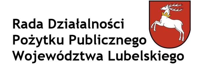 Wybory do Rady Działalności Pożytku Publicznego Województwa Lubelskiego