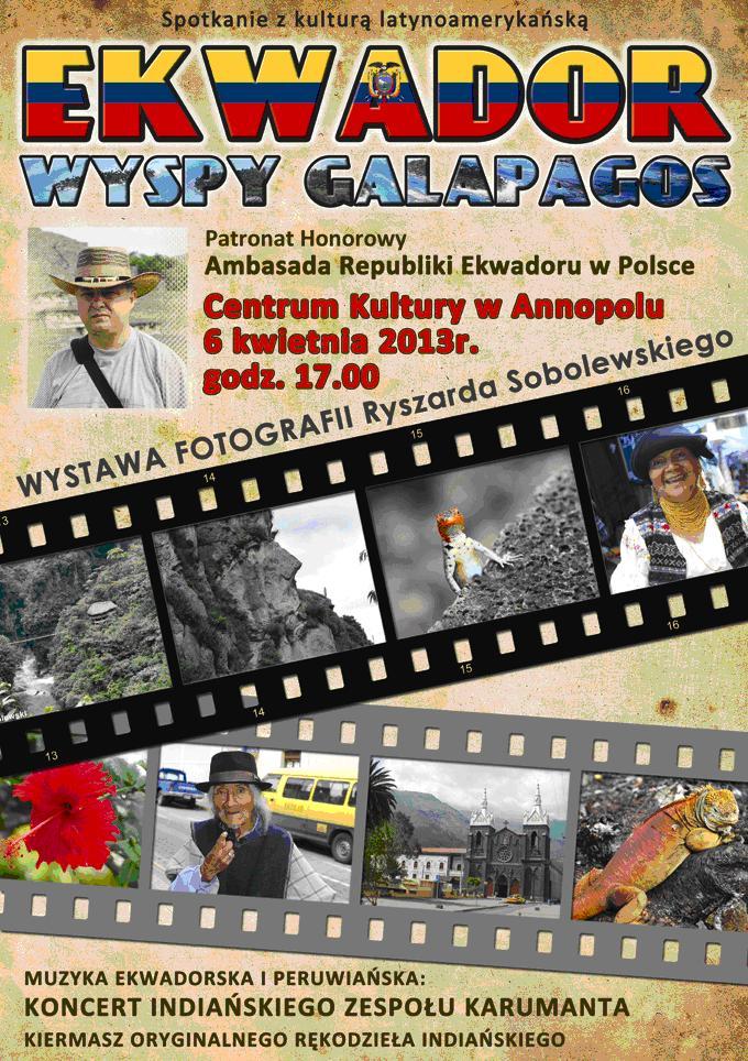 Spotkanie z kulturą latynoamerykańską