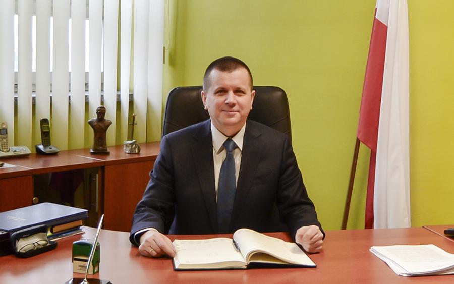 Wiesław Liwiński Burmistrz Annopola