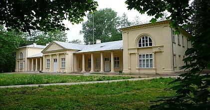 Pałac w Garbowie
