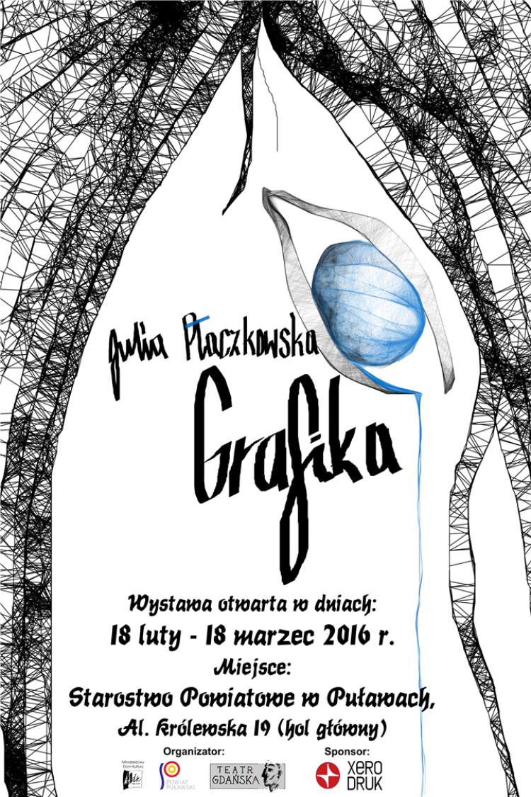 Grafika Julii Płaczkowskiej