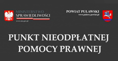Punkt nieodpłatnej Pomocy Prawnej