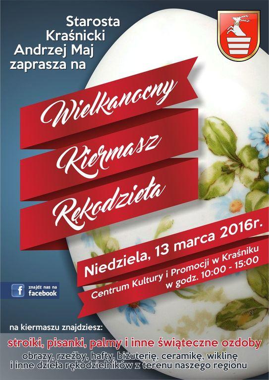 Zaproszenie Kiermasz
