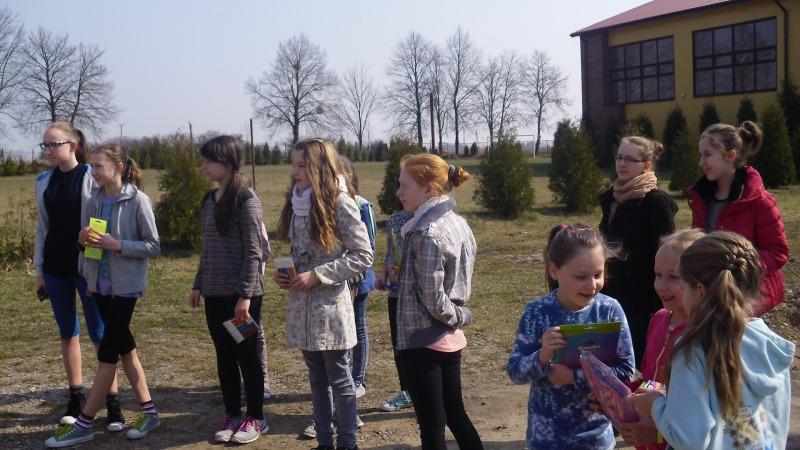 XVII edycja Ogólnopolskiego Konkursu Plastycznego dla Dzieci i Młodzieży 2014/2015