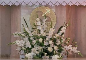 Dożynki Gminno - Parafialne 30 sierpnia 2015.