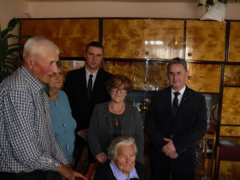 103 urodziny Pani Heleny Stasiak