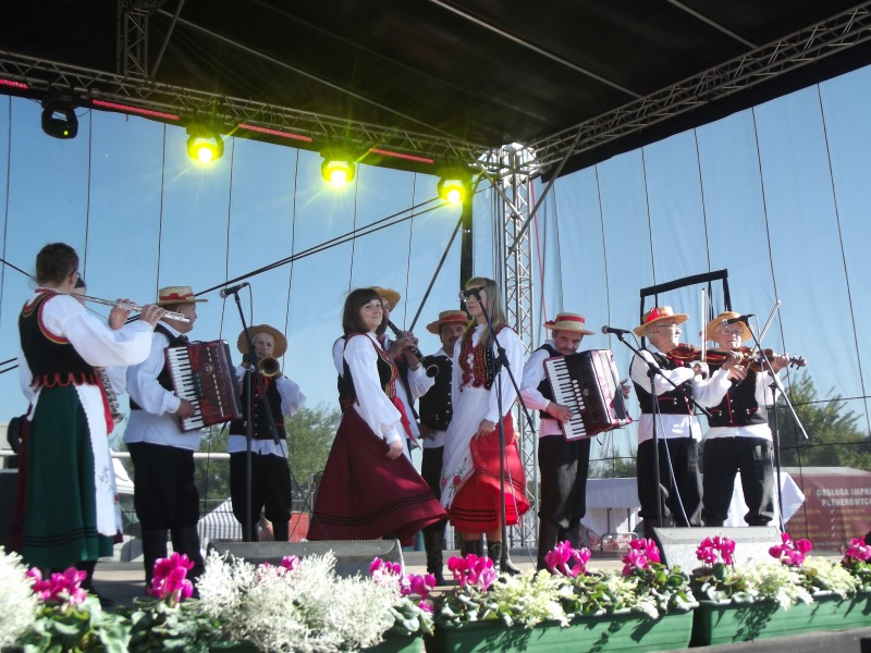 Dożynki Powiatowe - Abramów 2013 - fotogaleria