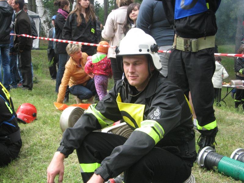 Gminne Zawody Sportowo-Pożarnicze- autor:Tomek Okoń