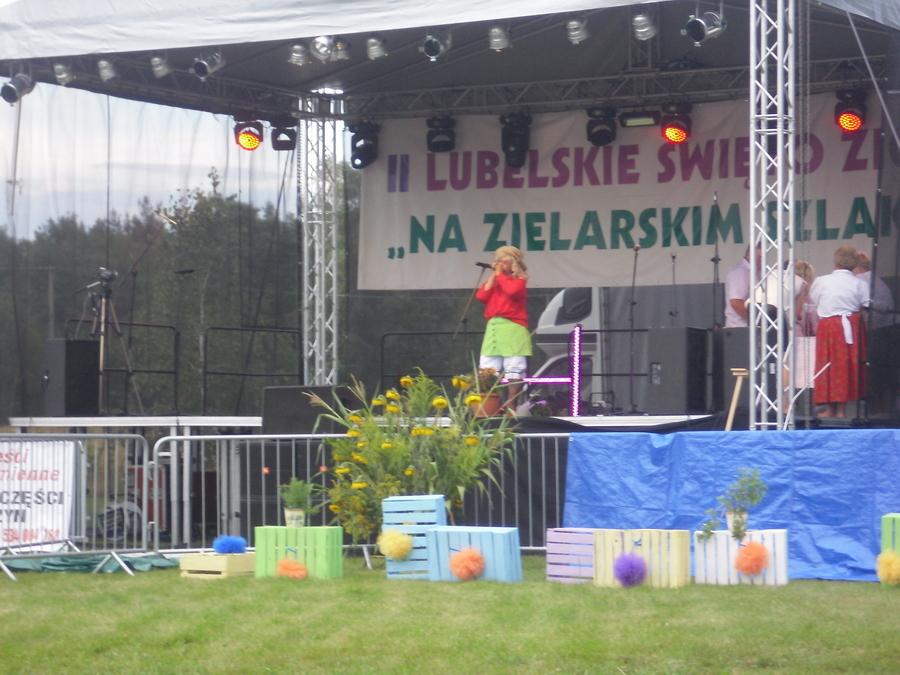 II Wojewódzkie Święto Ziół