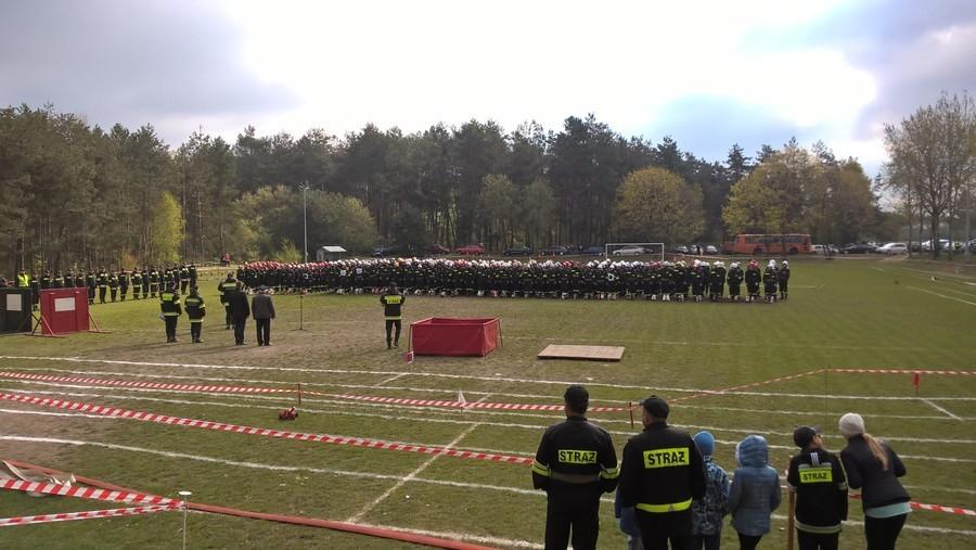 Gminne Zawody Sportowo-Pożarnicze,  Kamionka 2017
