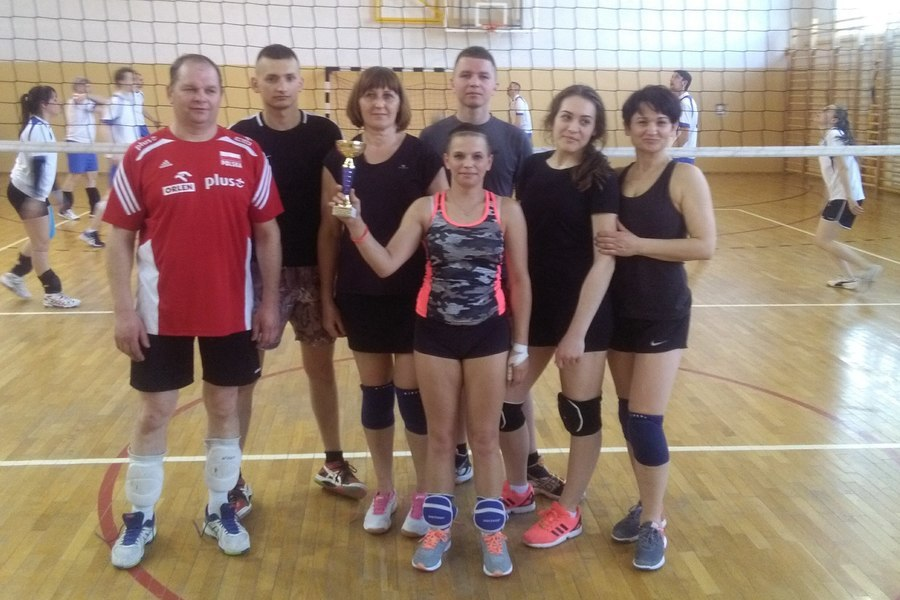 II turniej piłki siatkowej o Puchar Wójta gminy Abramów