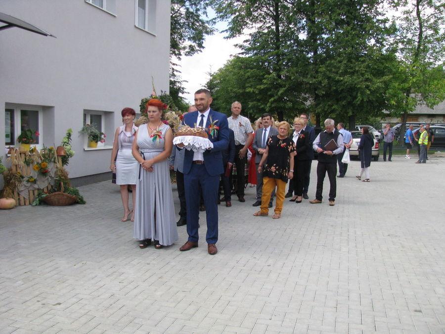 Relacja z Wojewódzkiego Święta Ziół w Boniewie, Gmina Fajsławice