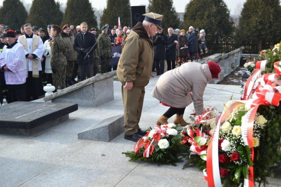 71 Rocznica Pacyfikacji miejscowości Borów i okolic
