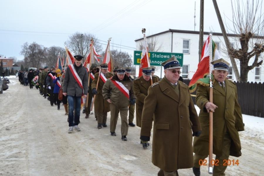 70 Rocznica Pacyfikacji miejscowości Borów