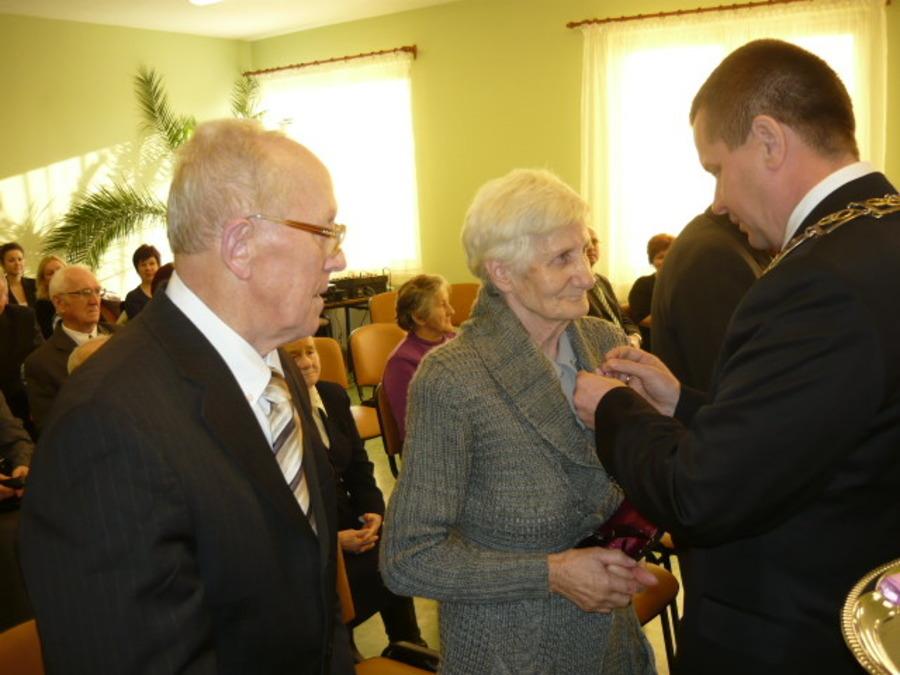 Medale za długoletnie pożycie małżeńskie