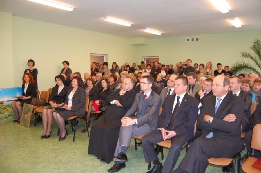 Otwarcie nowej siedziby OPS i ŚDS