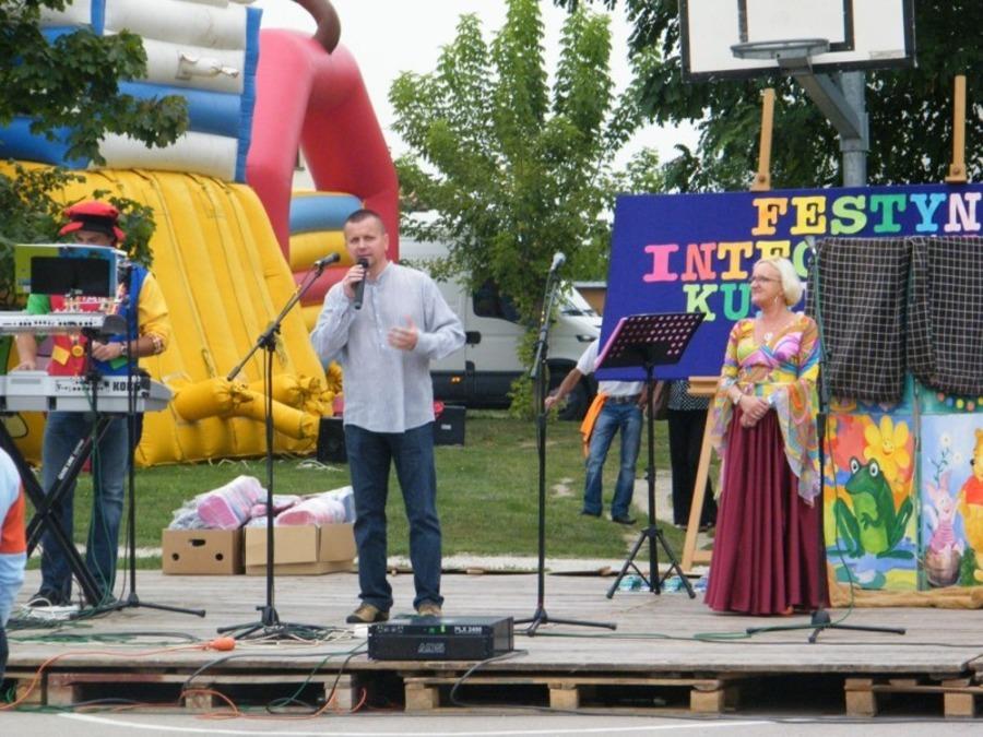 Festyn integracyjno - kulturalny