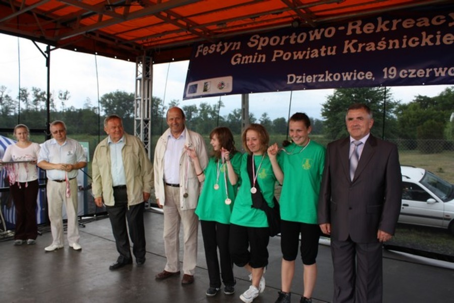 Festyn Dzierzkowice