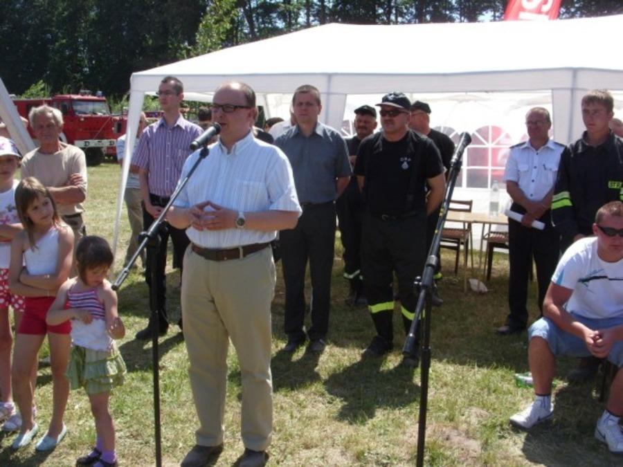 Zawody Strażackie 2011