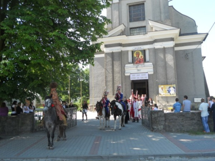 Dzień Patrona w Miejskim Zespole Szkół