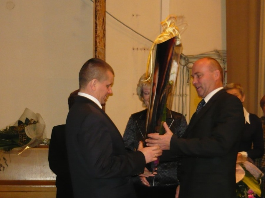 Zaprzysiężenie Burmistrza 2010