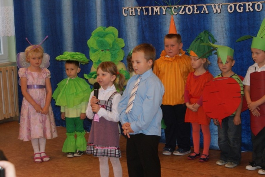 Otwarcie Przedszkola w Annopolu