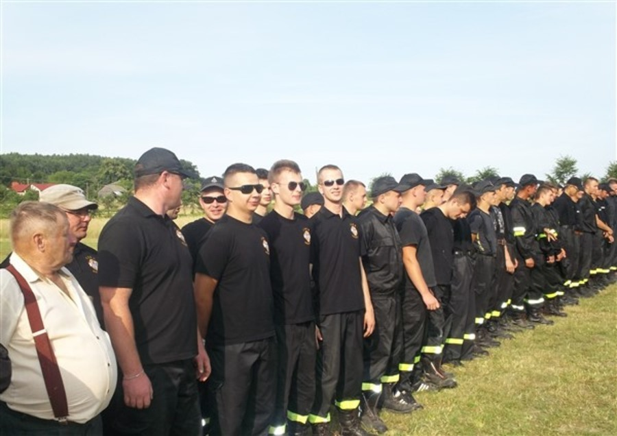 Zawody strażackie 2015