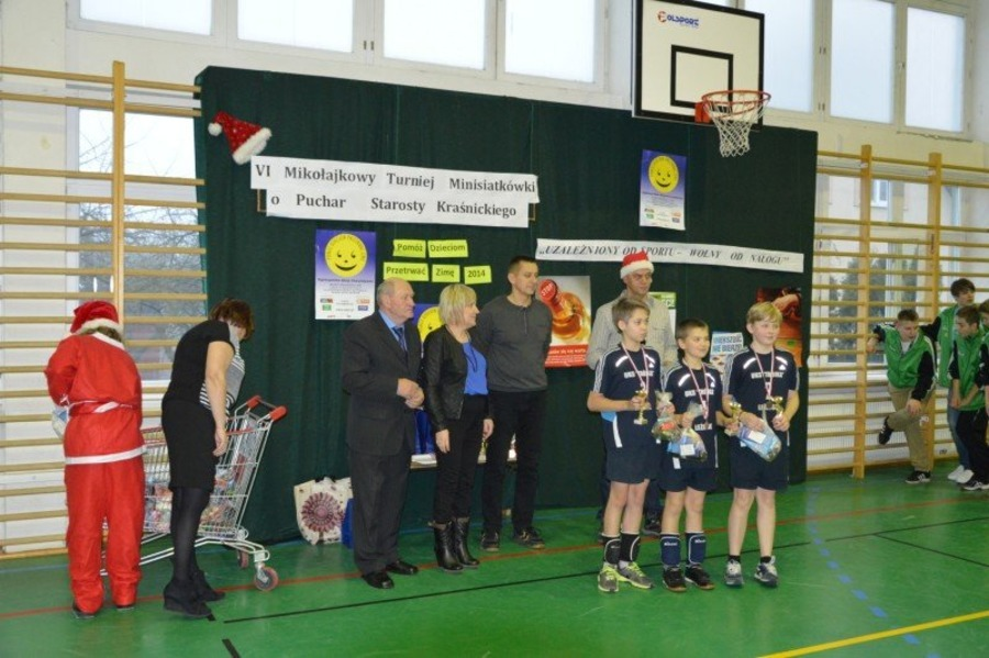Turniej Mikołajkowy 2014
