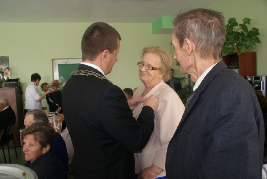 Medale za Długoletnie Pożycie Małżeńskie 2014