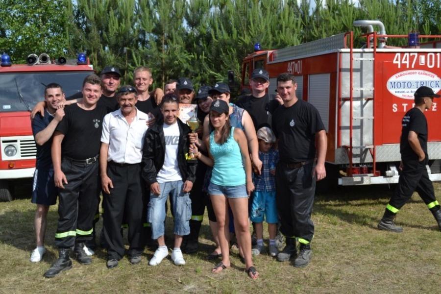 Zawody strażackie 2013