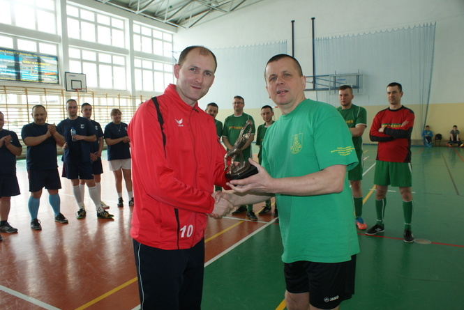 Turniej Piłki  Nożnej Samorządowców o Puchar Burmistrza Annopola
