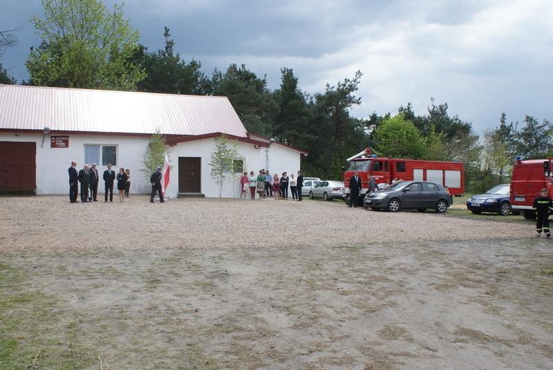 Strażacka majówka w Kosinie