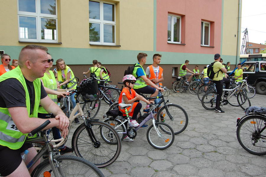 Wielopokoleniowy Rajd Rowerowy w Annopolu