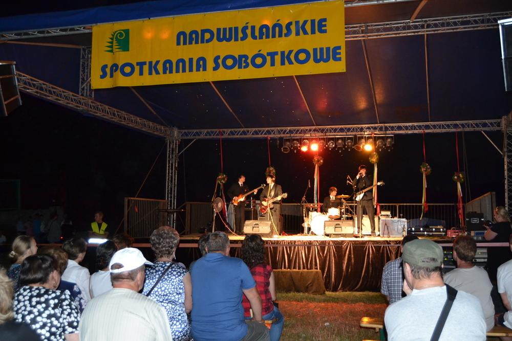 XIII Nadwiślańskie Spotkania Sobótkowe 25.06.2016 r.
