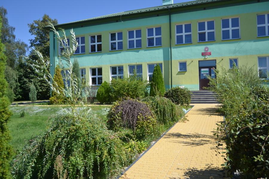 <p>Publiczna Szkoła Podstawowa w Świeciechowie</p> <p><span class=
