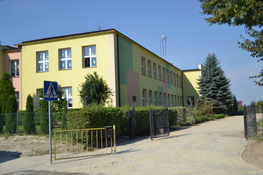 Publiczna Szkoła Podstawowa w Grabówce