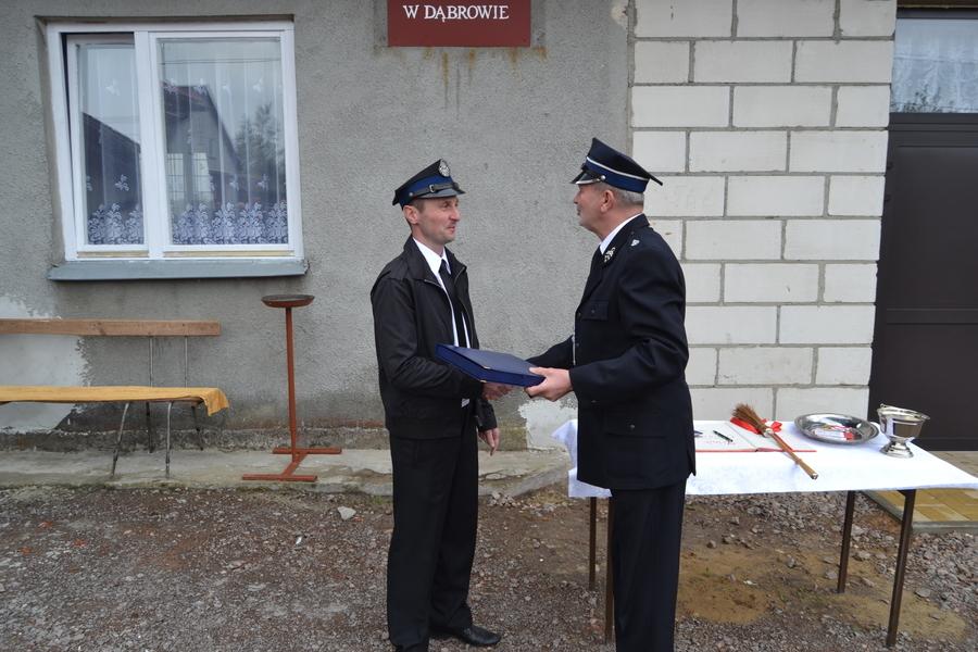 Jubileusz 90 – lecia Ochotniczej Straży Pożarnej w Dąbrowie