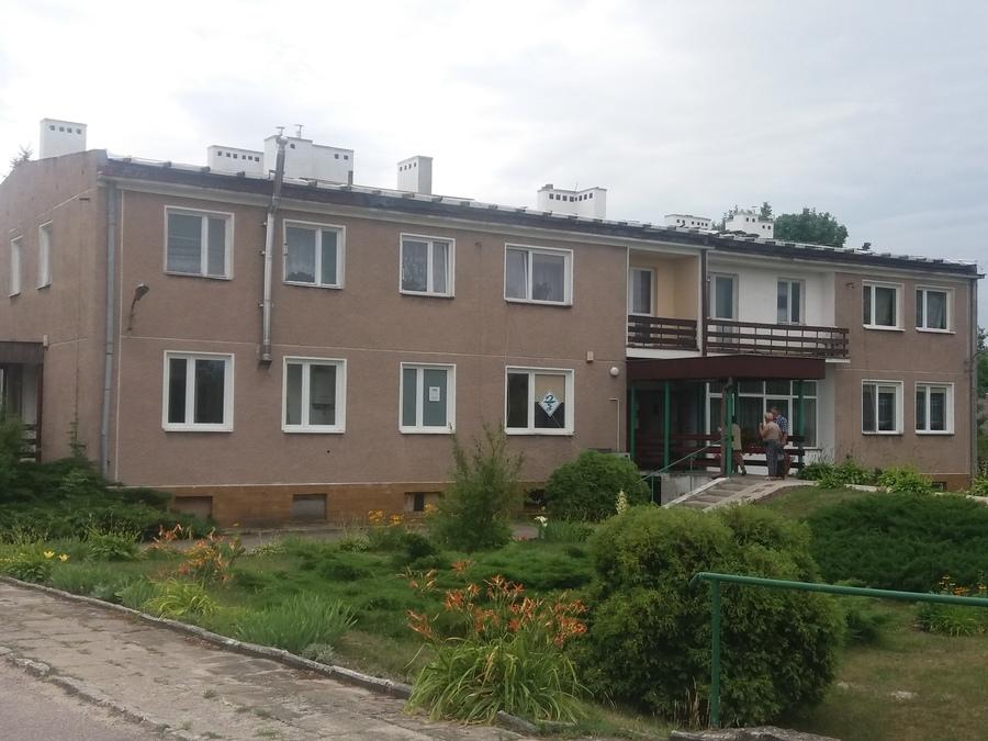 <p>Modernizacja budynku Ośrodka Zdrowia w Kosinie (wymiana dachu i rynien). Wartość zadania 97 400,00 zł.</p>