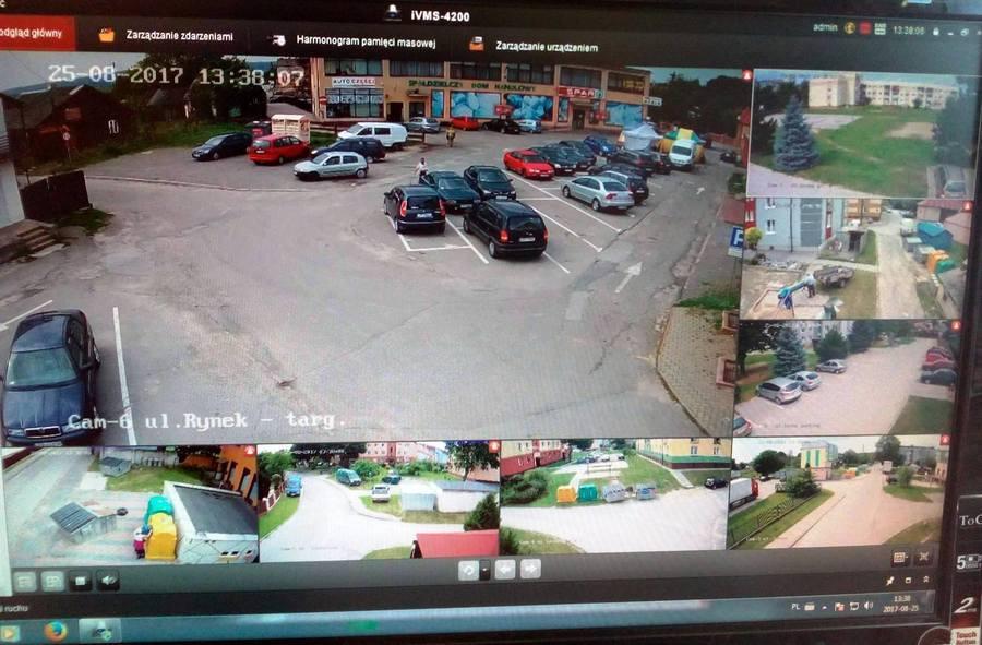 <p>Modernizacja i rozbudowa systemu monitoringu miejskiego</p>