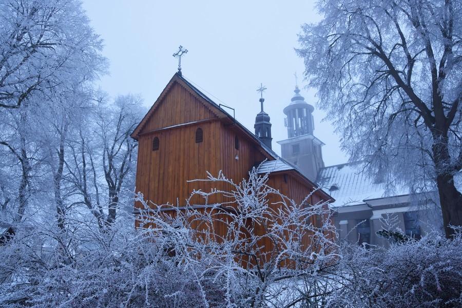 <p>Zuzanna Michalska W śnieżnej otulinie - Annopol</p>