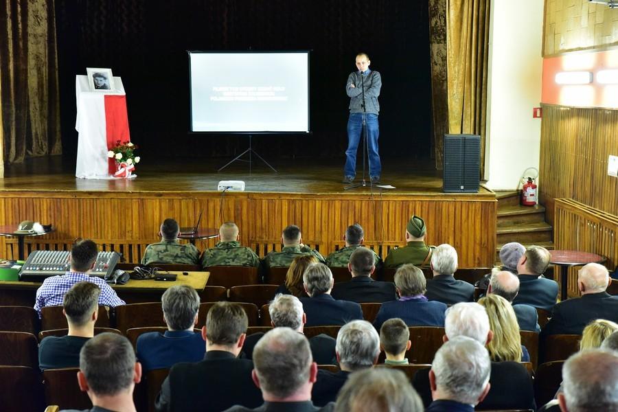 Obchody 70. rocznicy śmierci Tadeusza Radwańskiego ps.