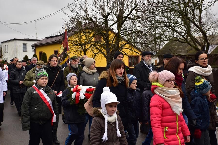 74 Rocznica Pacyfikacji miejscowości Borów i okolic