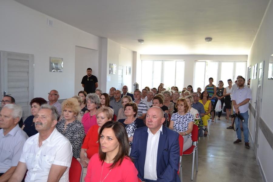 Uroczyste otwarcie Annopolskiej Spółdzielni Socjalnej