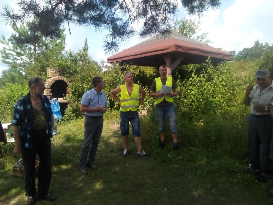 Zawody Wędkarskie o Puchar Burmistrza Annopola