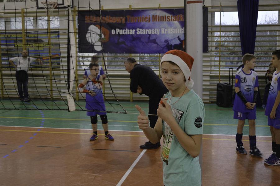 X Mikołajkowy Turniej chłopców o Puchar Starosty 2018