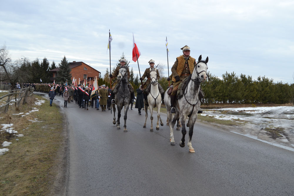 75 Rocznica Pacyfikacji Borowa i okolic