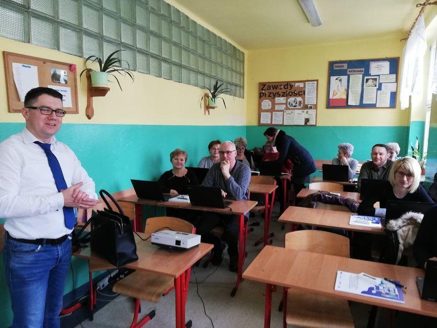 Szkolenie PSP w Annopolu 15-16 stycznia