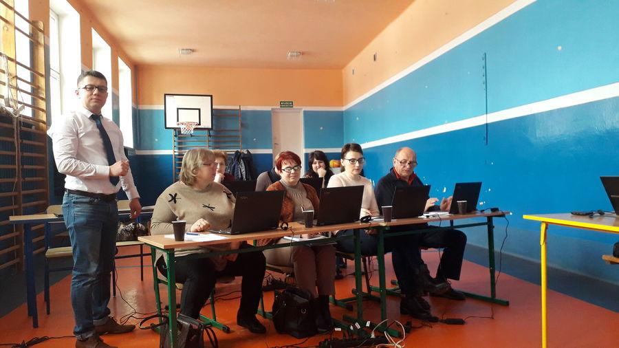 Szkolenie PSP w Grabówce 17-18 stycznia